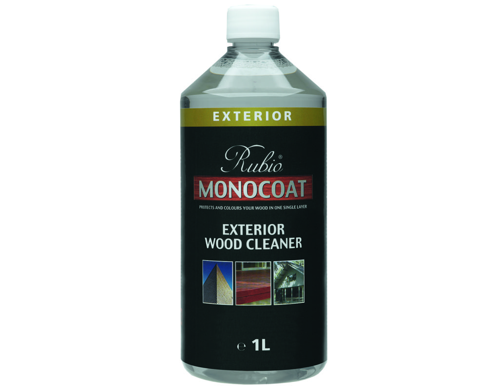 RMC Exterior Wood Cleaner