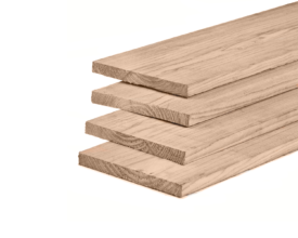 Douglas fijnbezaagde plank 22x200mm