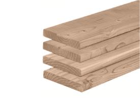 Douglas-geschaafde-plank-28-195mm