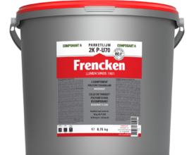 Frencken Parketlijm 2K P-U70 9+1 KG