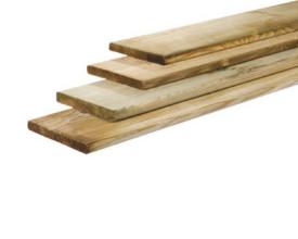 Grenen geschaafde plank 15×140 mm