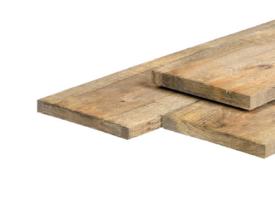 Grenen plank 28×195 geïmpregneerd