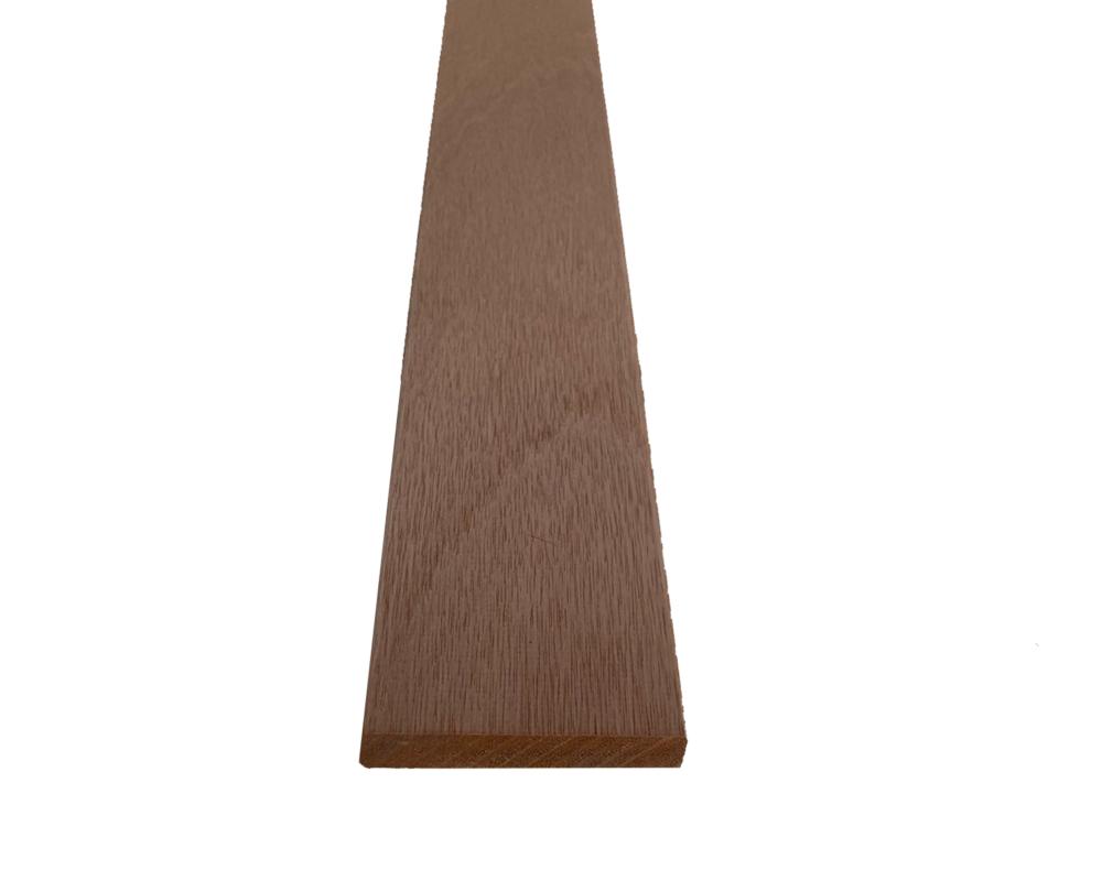 Meranti geschaafd 19x68 mm