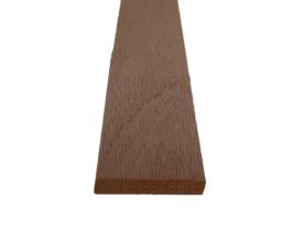 Meranti geschaafd 28x140mm