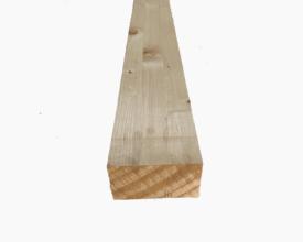 Vuren trapspil geschaafd 68x115 mm