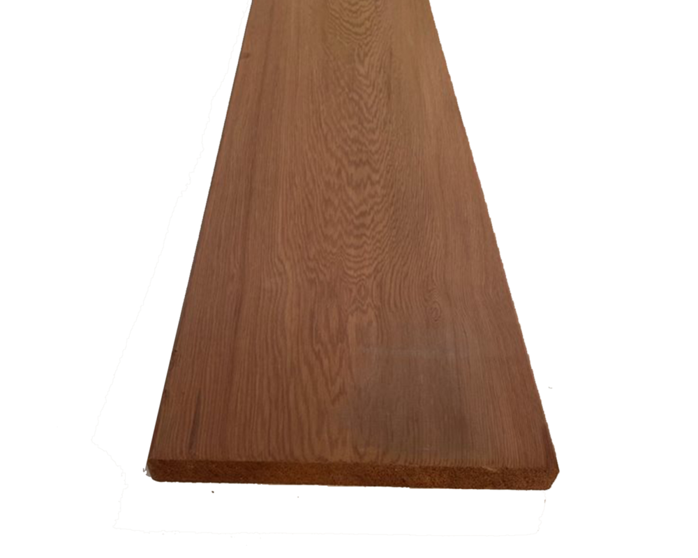 Western Red Cedar geschaafd 28x285mm