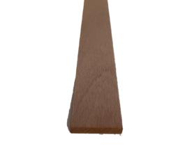 meranti geschaafd 19x45 mm